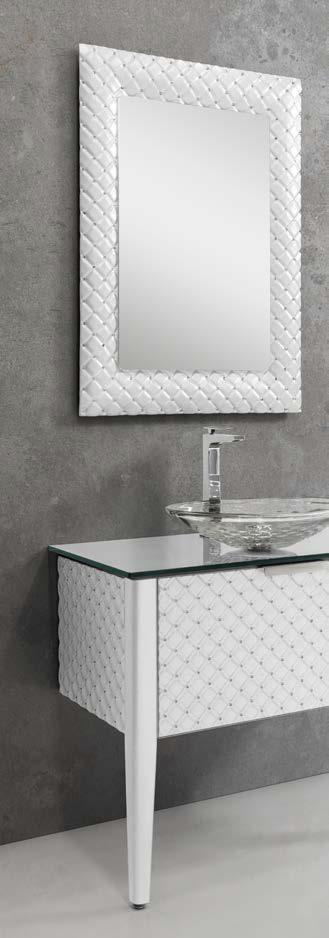 Mobili bagno in cristallo - Mobili in cristallo ...