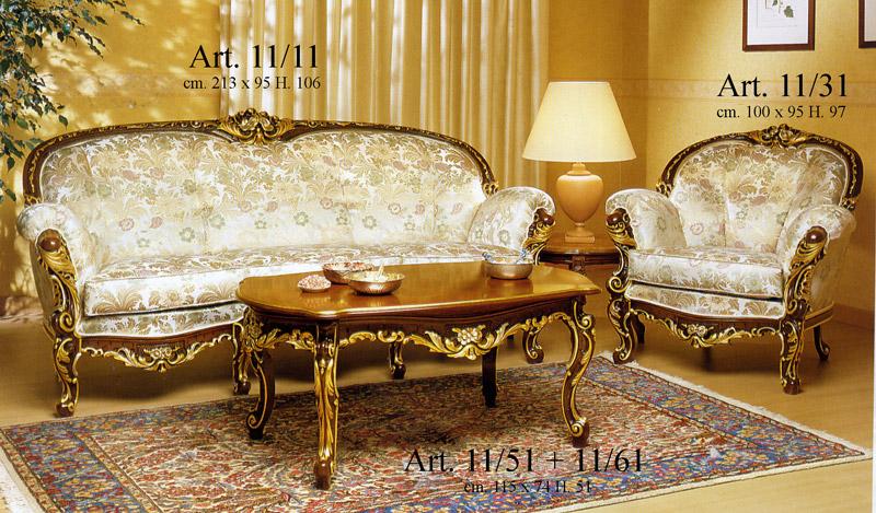 Poltrone sedie e letti stile 39 700 for Mobili veneziani